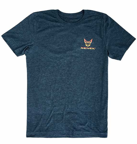 Xenek T-Shirt (Logo on front only)